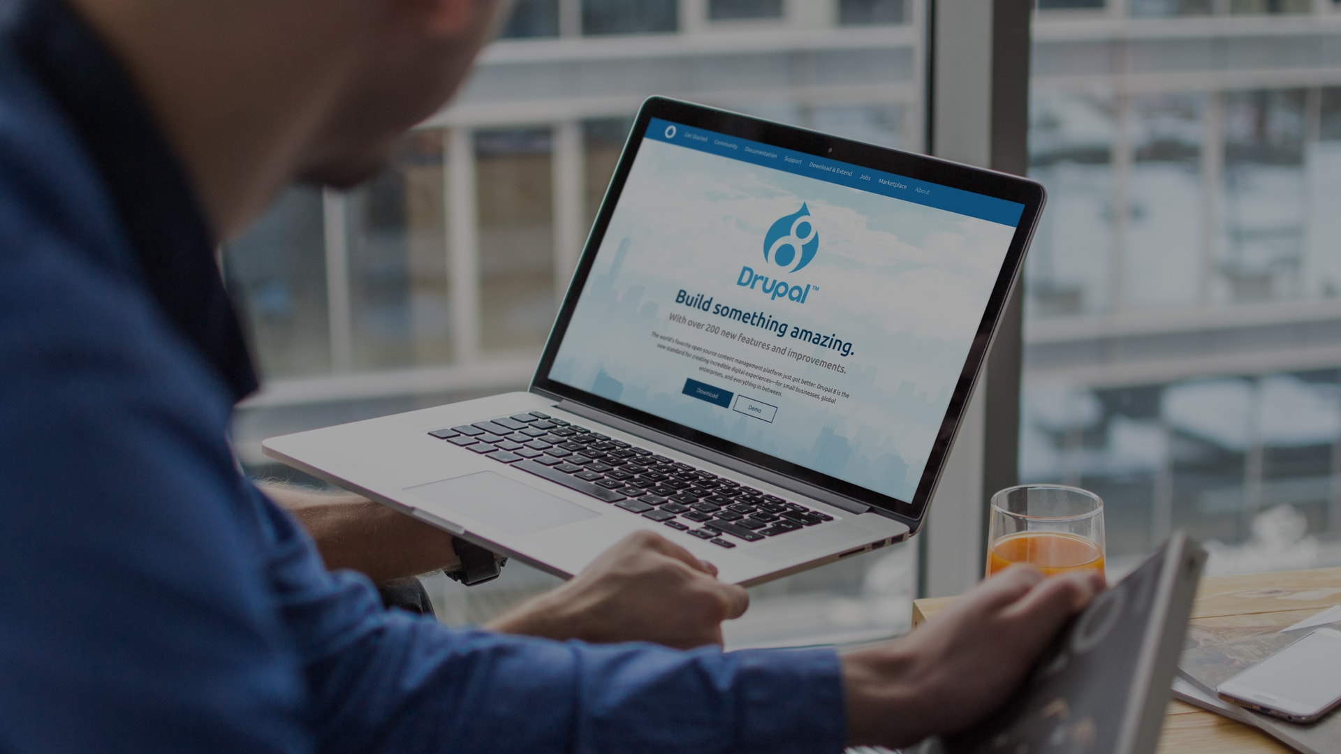 Drupal 8: Why It's The Top Choice For Your Website